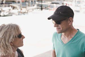 #Arrecife#walk#town#couple
