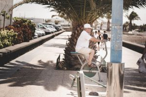 Lanzarote, Arrecife, fit for fun, Sport, stefanottfoto