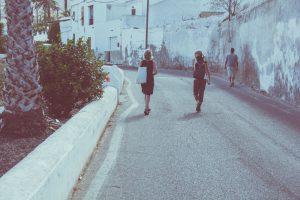 lanzarote#canarias#haria#straße#altehäuser